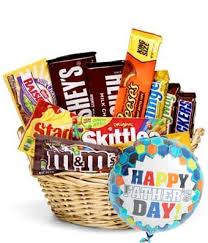 fathers day basket s day candy balloon basket at from you flowers