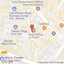 heure ouverture bureau poste la poste à sélestat centre horaires bureau colis banque postale