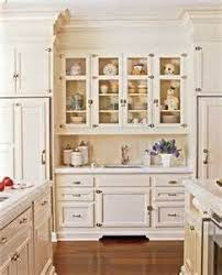 Best Kitchens Luxe Transitional Images On Pinterest Kitchen - Glass cabinets for kitchen