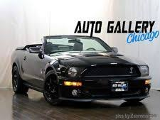 mustang 2007 shelby 2007 shelby gt mustang ebay