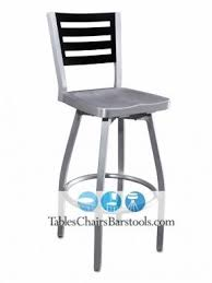 outdoor swivel bar stools with backs foter