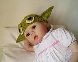 Yoda Halloween Costume Toddler Yoda Hat Pattern Etsy