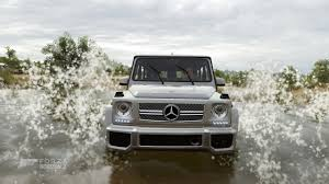 mercedes cross country forza horizon 3 2013 mercedes g65 amg redstone