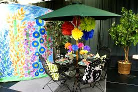 Stage Decoration Ideas Spring Luncheon Stage And Table Decoration Ideas Dimples And