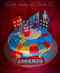 lego superheroes cake torta lego superheroes cake by paola