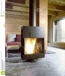 Wohnzimmer Modern Mit Ofen U2013 Versammeln
