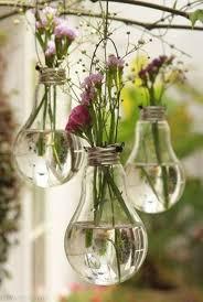 15 ideas to refashion the bulbs pretty designs