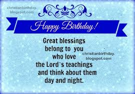 religious christian birthday quotes for a friend christian