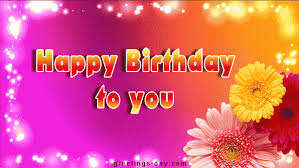 Happy Birthday Wishes Animation For Free Animated Birthday Cards Gifs Pics