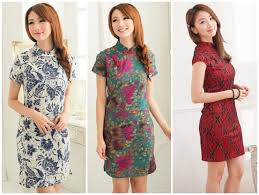 model dress 5 model dress batik modern solusi til etnik yang kekinian