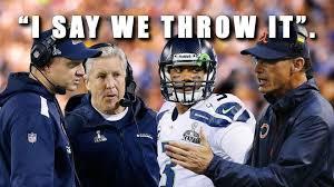 Seahawks Super Bowl Meme - some relevant super bowl humor chibears