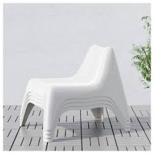 Molded Plastic Outdoor Chairs by