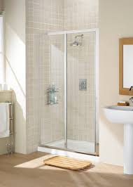 classic collection lakes bathrooms framed slider door