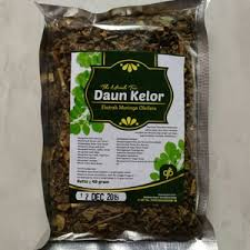 Teh Kelor teh daun kelor toko herbal tokoherbalsolo