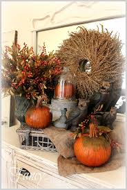 Autumn Home Decor Best 25 Fall Vignettes Ideas Only On Pinterest Fall Fireplace