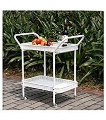White Resin Wicker Loveseat Amazon Com White Wicker Patio Love Seat Patio Lounge Chairs