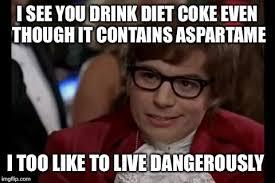 Funny Coke Meme - mmmmmmm diet coke imgflip