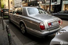 silver bentley bentley arnage red label 14 april 2017 autogespot
