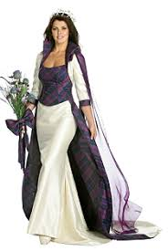 scottish wedding dresses scottish weddings scottish tartans authority