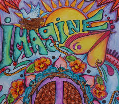 Hippie Bedroom Decor by Imagine Peace Love Hippie Poster Dorm Poster Singleton Hippie
