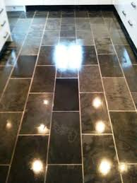 cleaning your slate kitchen tiles