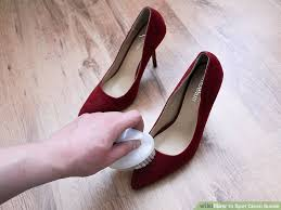 15 Ways To Clean With by 2 Easy Ways To Spot Clean Suede With Pictures Wikihow
