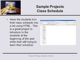 high school web design class teaching web design to high school students1 what to teach