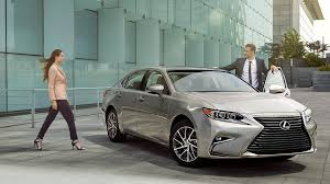 2016 lexus is sedan gets 2016 lexus es overview lexus of chattanooga