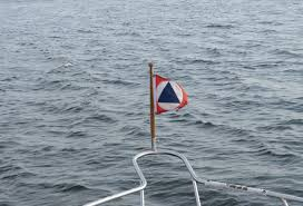 Boat Flag Poles Transitioning From Sail To Trawler Kindred Spirit Page 5