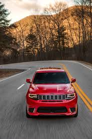 2018 jeep grand cherokee trackhawk price 707hp 2018 jeep grand cherokee trackhawk priced from 86 995