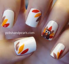 thanksgiving nail designs how you can do it at home