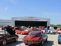 corvette clubs in ohio corvettes at the liberty aviation museum event oh ohio find