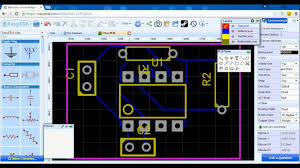 pcb design software easyeda free schematic pcb design software how to