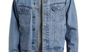 Mens Rugged Fashion Wrangler Rugged Wear Mens Unlined Denim Jacket Review Youtube