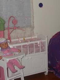 badger basket doll crib with cabinet badger basket gingham doll crib with cabinet bedding mobile and