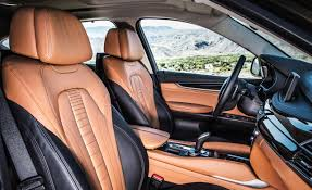 Bmw X5 50i M Sport - bmw x5 2015 interior seats image 219