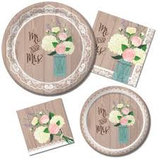 plates for wedding rustic wedding party at lewis party supplies plastic