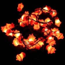 led lights santa claus colored lantern
