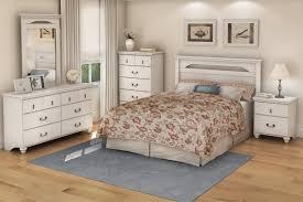 Ike Solid Wood Bedroom Set White Solid Wood Bedroom Furniture Izfurniture