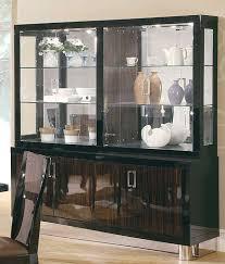 global furniture usa madison china cabinet dark brown black gf