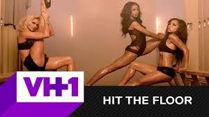 Hit The Floor Episode 1 - hit the floor season 2 group tease vh1 youtube