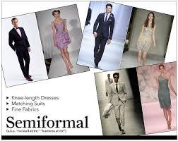 semi formal dress code wedding wedding attire semi formal fashion dresses