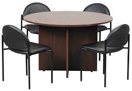 round office table and chairs incredible ideas office table chairs conference table item 20
