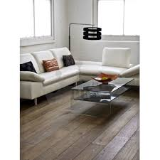 Kingsford Engineered Smoked Antique Oak Mm X Mm Brushed - Antique oak engineered flooring