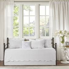 stone cottage trellis white 5 piece daybed cover set free