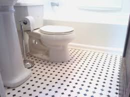vintage black and white bathroom ideas 31 retro black white bathroom floor tile ideas and pictures