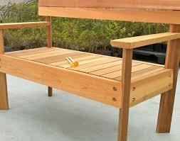 table diy folding bench picnic table combo wonderful picnic