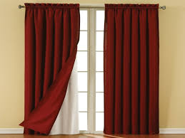 Living Room Curtain by Living Room Amazing Maroon And Cream Windows Curtain Ideas For