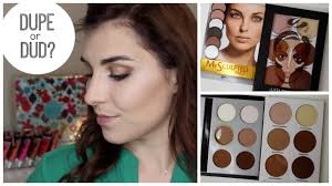 dupe or dud it cosmetics my sculpted face kit vs ulta contour