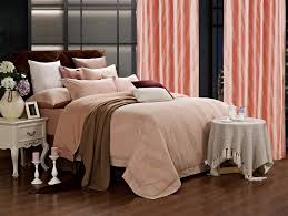 dolce mela bedding queen size jacquard luxury duvet cover set dm470q